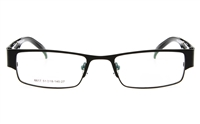 Dolce Luxy 6617 Stainless Steel Full Rim Unisex Optical Glasses