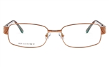 Siguall 6026 Stainless Steel Full Rim Unisex Optical Glasses