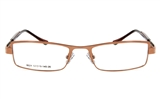 Siguall 6024 Stainless Steel Full Rim Unisex Optical Glasses