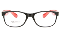 GLAM N9658 TR92 Female Full Rim Wayfarer Optical Glasses