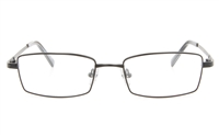 2115 Memory Metals Male Full Rim Square Optical Glasses