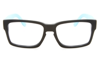 ATA B576 Polycarbonate Unisex Full Rim Square Optical Glasses