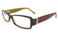DIOR CD3152 Stainless Steel/ZYL Full Rim Unisex Optical