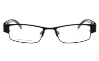 Poesia 6618 Stainless Steel Mens&Womens Full Rim Optical Glasses