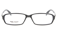 N9650 TR90 Womens Full Rim Square Optical Glasses