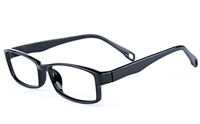 Poesia 3027 Propionate Mens&Womens Rectangle Full Rim Optical Glasses